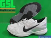 Giày Tennis Size Lớn Trắng Đen SL12