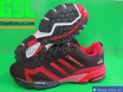 Giày Thể Thao Size Lớn Đen Đỏ SL13