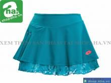 Váy Tennis Thể Thao Nữ Ren Xanh DAA9