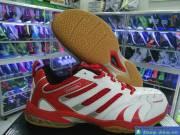 Giày Cầu Lông Nam Kawasaki Đỏ Trắng DFD9