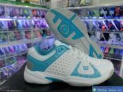 Giày Tennis Nữ Bigo Xanh Lam DFD10