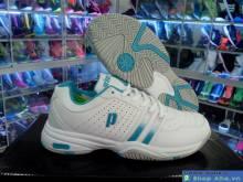 Giày Tennis Nữ Pro Trắng Xanh DFD13