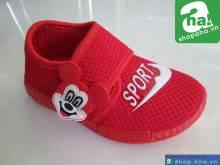 Giày Baby Mickey Đỏ GB02