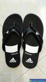 Dép Kẹp Adidas Đen NT005