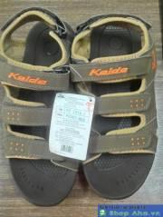 Sandal Nam Kaido Xám Cam KDS013