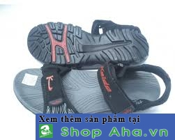 Sandal Nam Kaido Đen KDS014