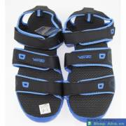 Sandal Nam Vento Đen Xanh Dương VTD018
