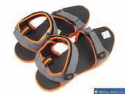 Sandal Nam Vento  Xám Cam DAC04