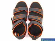 Sandal Nam Vento  Xám Cam DAC07