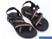 Sandal Nam Vento  Nâu Đen DAC08