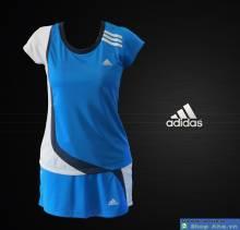 Váy tennis Adidas xanh FDG003