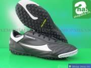 Giày Đá Banh Nam Đen Trắng BD012