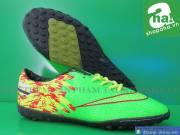Giày Đá Banh Nam Xanh Lá BD013