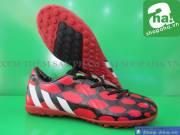 Giày Đá Banh Nam Đỏ Đen BD022