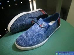 Giày Xỏ Thời Trang Nam Navy HG15