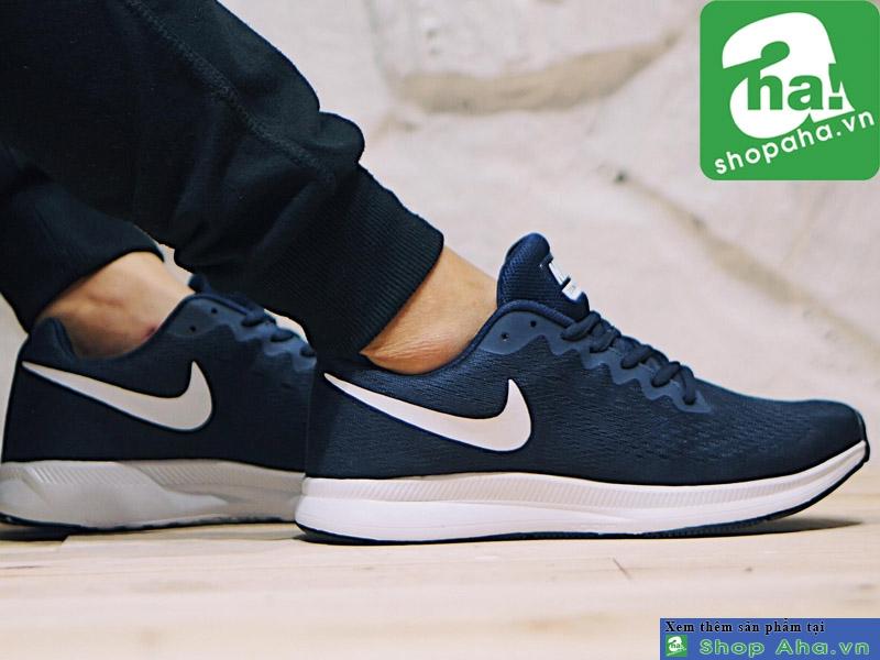 Giày Thể Thao Nam Nike Xanh Vina A005