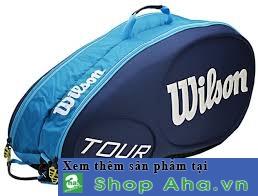 Túi Đựng Vợt Wilson Xanh TT023
