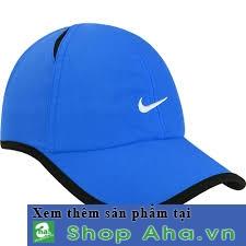 Nón Thể Thao Nike Lưỡi Trai Xanh KG025