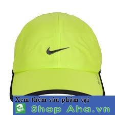 Nón Thể Thao Nike Lưỡi Trai Xanh Chuối KG026