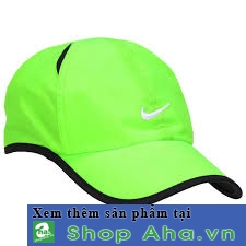 Nón Thể Thao Nike Lưỡi Trai Xanh KG028