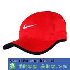 Nón Thể Thao Nike Lưỡi Trai Đỏ Tươi KG029