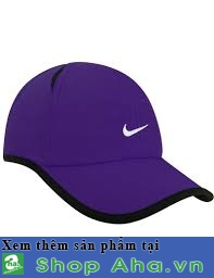 Nón Thể Thao Nike Lưỡi Trai Tím KG030