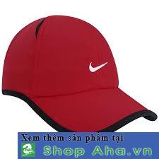 Nón Thể Thao Nike Lưỡi Trai Đỏ Sẫm KG032