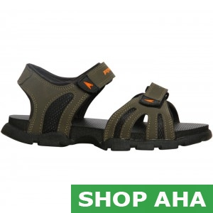 Sandals Thời Trang  Big Size Nam Men Green