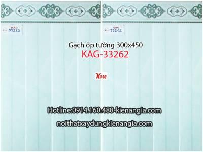 Gạch ốp tường 300x450 KAG-33262