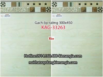 Gạch ốp tường 300x450 KAG-33263