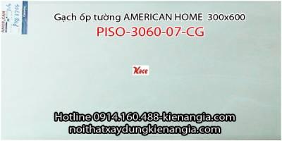Gạch American ốp tường PISO-3060-07-CG