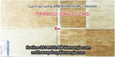 Gạch American ốp tường TIRAMISU-3060-01-CMD