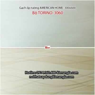 Gạch american ốp tường bộ TORINO 3060
