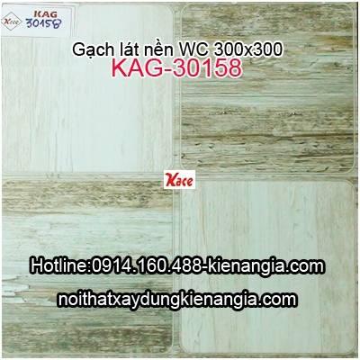 Gạch lát WC 300X300 KAG-30158