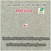 Gạch granite mờ Bạch Mã White horse MM3004