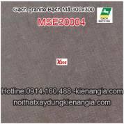Gạch granite mờ Bạch Mã White horse MSE30004