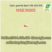 Gạch granite mờ Bạch Mã White horse MSE30005
