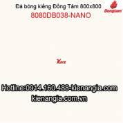 Đá bóng kiếng 800X800 nano ĐỒNG TÂM DB038