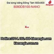 Đá bóng kiếng 800X800 nano ĐỒNG TÂM DB100