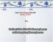 Gạch ốp tường giá rẻ 25x40 KAG-2791