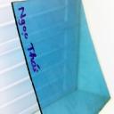 Tấm nhựa lấy sáng Polycarbonate 1.6mm
