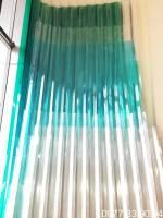 Tấm lợp polycarbonate dạng 11 sóng vuông dày 0.9mm