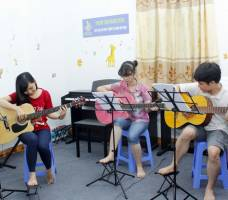 Lớp học Guitar