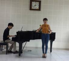 học thanh nhạc