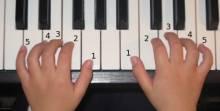 Cách học đàn piano cho người mới chơi