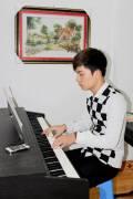 Khóa học piano người lớn