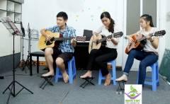 Lớp đệm hát Guitar cơ bản
