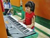 Lớp học Organ cơ bản cho bé