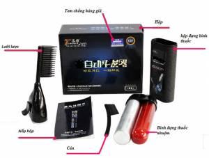 Lược Nhuộm Tóc Thông Minh Thế Hệ Mới Tengya Magic Comb chính hãng tivi shopping