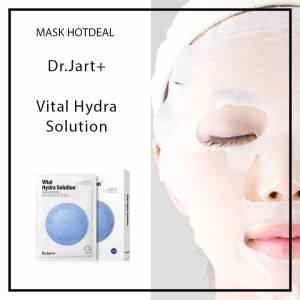 MẶT NẠ DR.JART+ - HYDRA SOLUTION (COMBO 3 TANG 1)